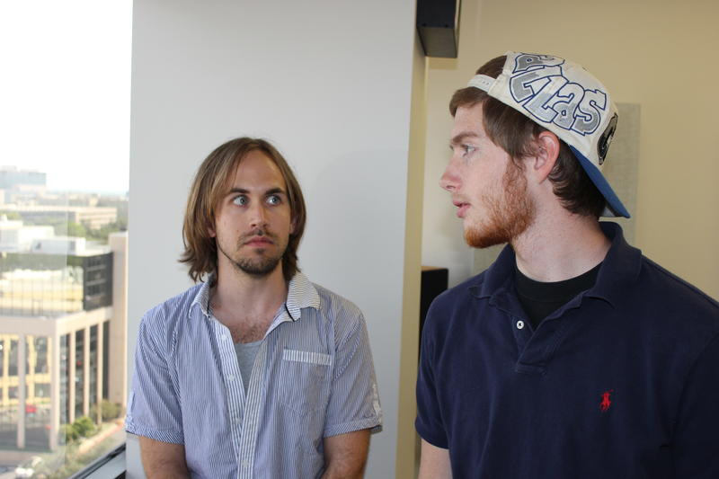 Taylor James Johnson (left) and Dylan Cody Altman (right).