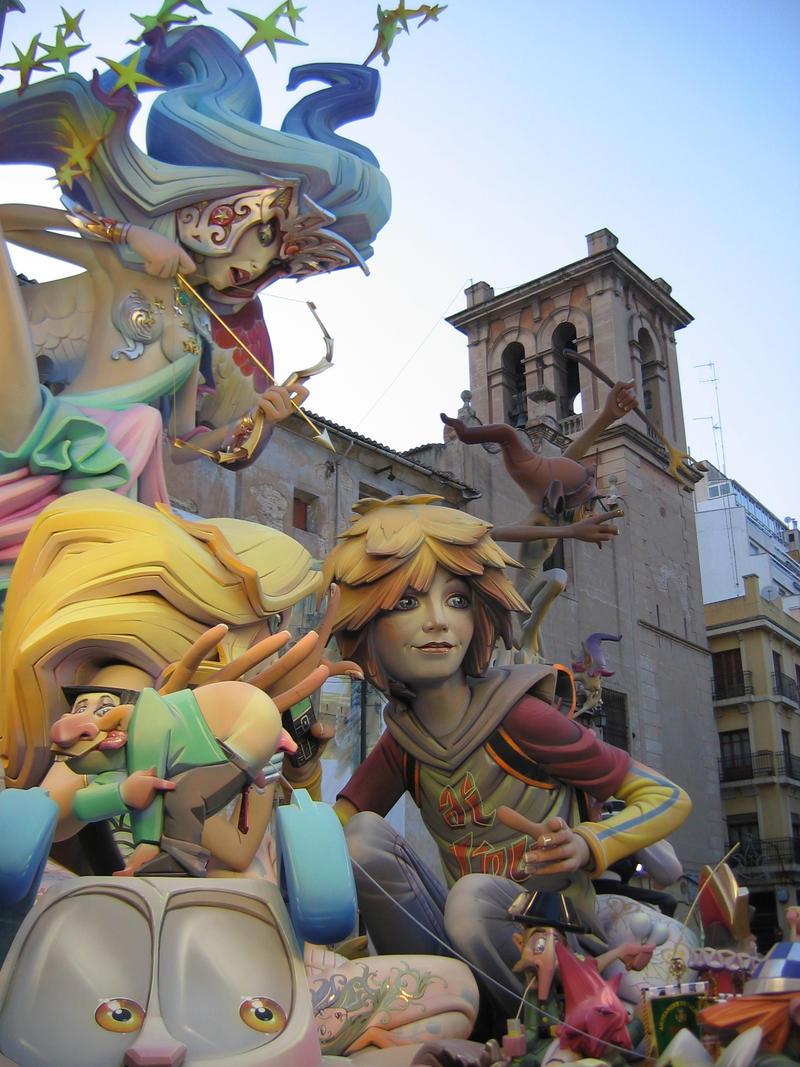 Falla del Pilar, 2007