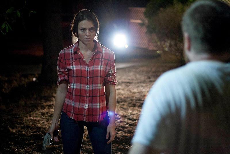 Allie (Trieste Kelly Dunn) confronts Don (John Merriman).
