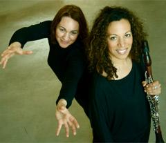 TransAtlantic Ensemble (Evelyn Ulex, Mariam Adam)