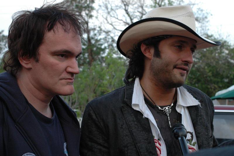 Quentin Tarantino and Robert Rodriguez.