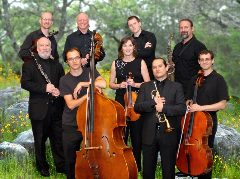 Musical Offerings ensemble for Jazz Meets Classical XXI