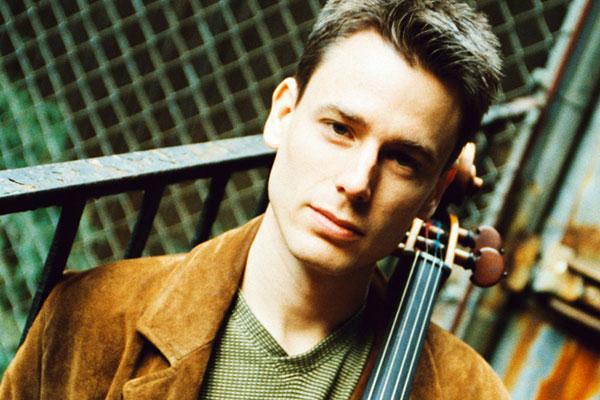 Cellist Darrett Adkins