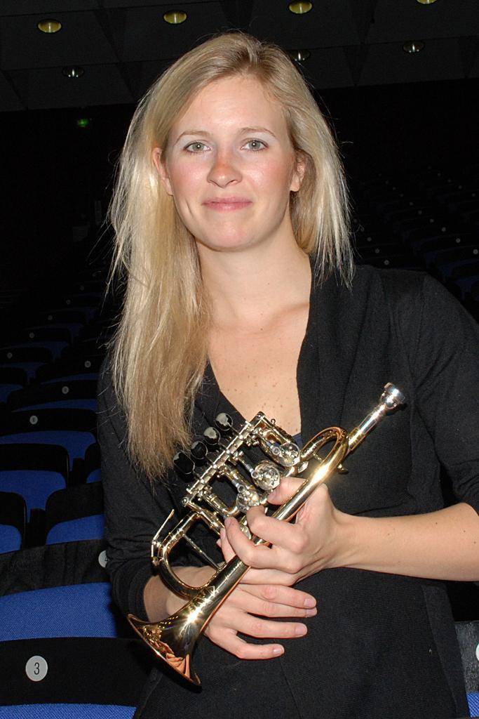 Trumpeter Alison Balsom