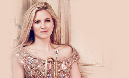 Alison Balsom plays Tuesday and teaches Wednesday at UT Austin