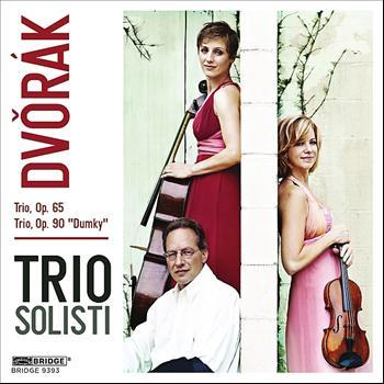 Dvorak just out on Bridge Records