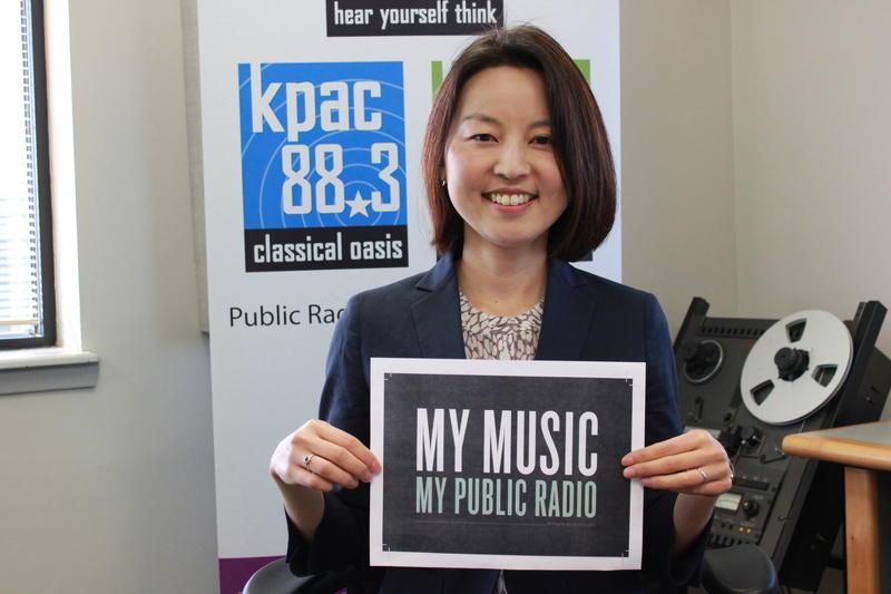 Conductor Akiko Fujimoto
