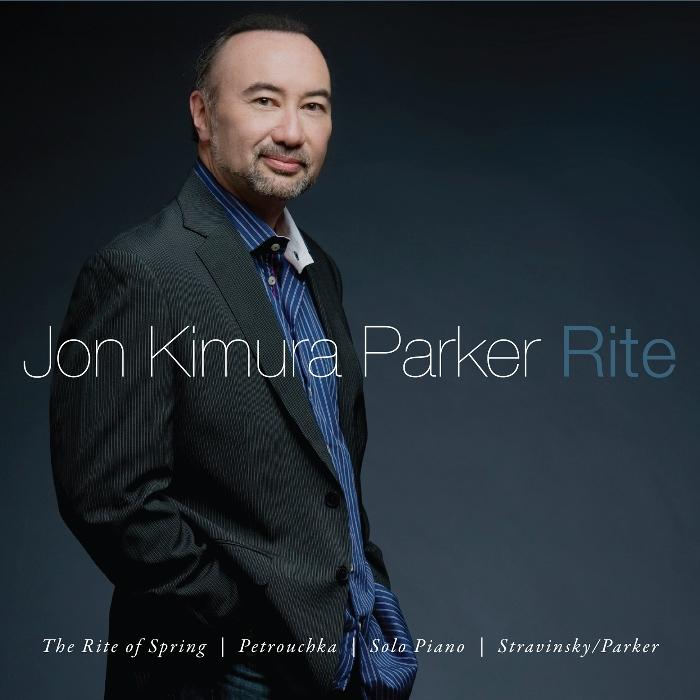 """Rite"" - the latest from pianist Jon Kimura Parker"