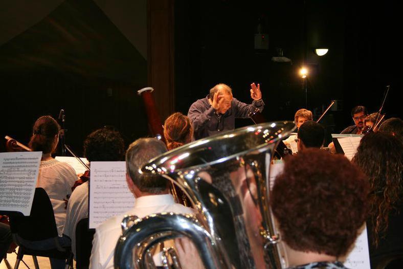 John Godoy conducts Stravinsky