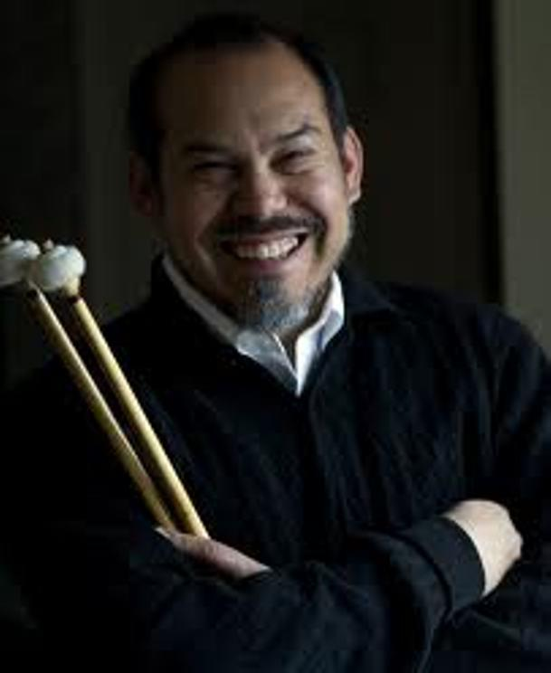 Conductor and Percussionist John Godoy