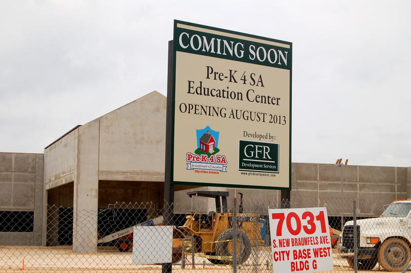 "The South Side model education center will be the ""hub"" of the administrators and training activites."