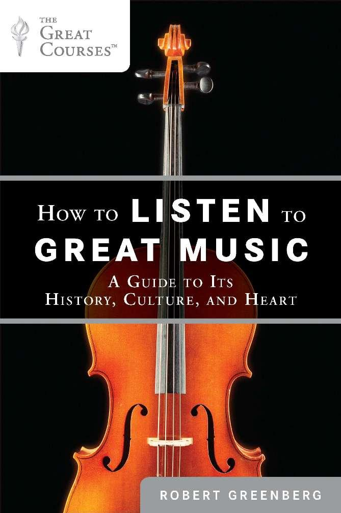 KPACK 2013 - How to Listen to Great Music
