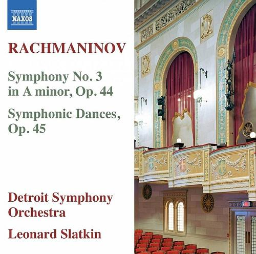 The latest from the Detroit Symphony Orchestra