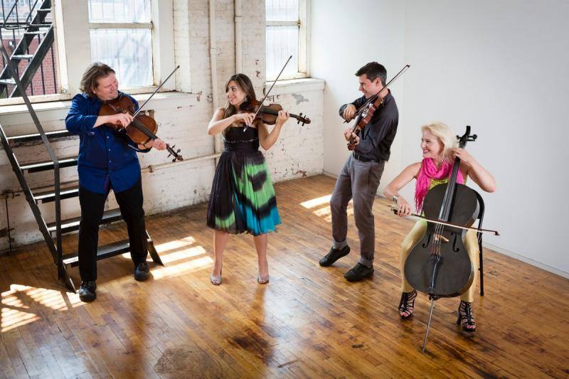 Ethel String Quartet