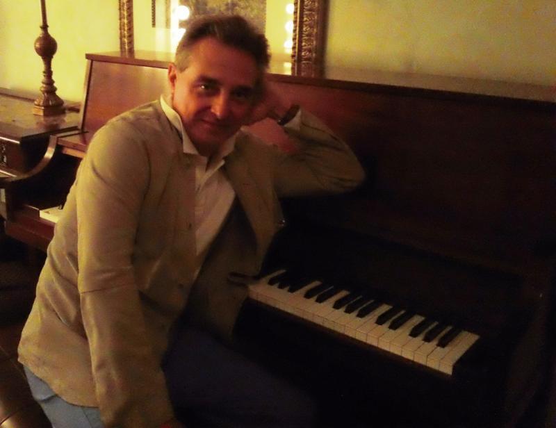Pianist Michel Dalberto