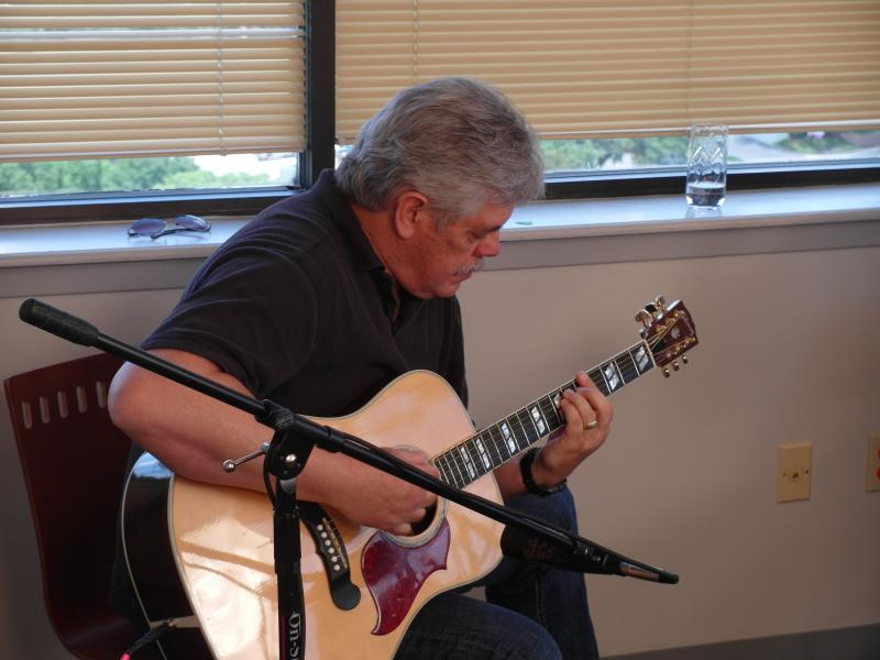 Lloyd Maines has produced Terri Hendrix's albums since 1998.