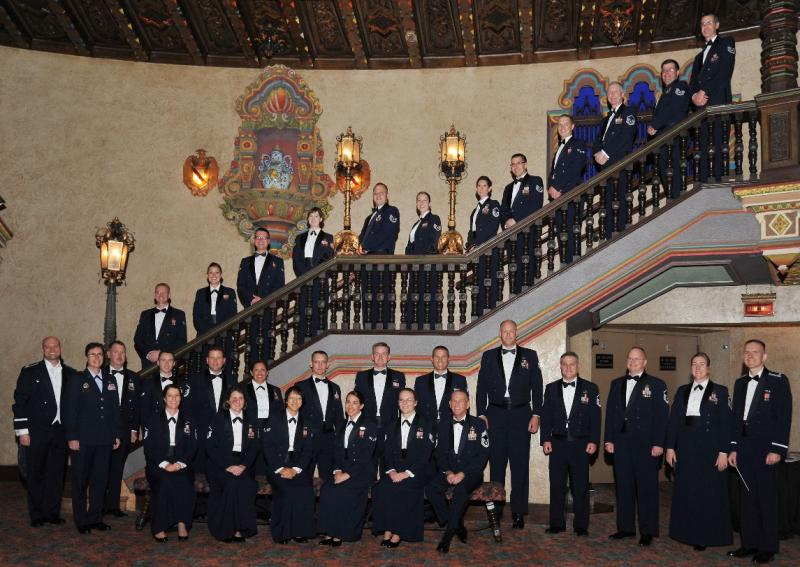 Concert Band of the USAF Band of the West