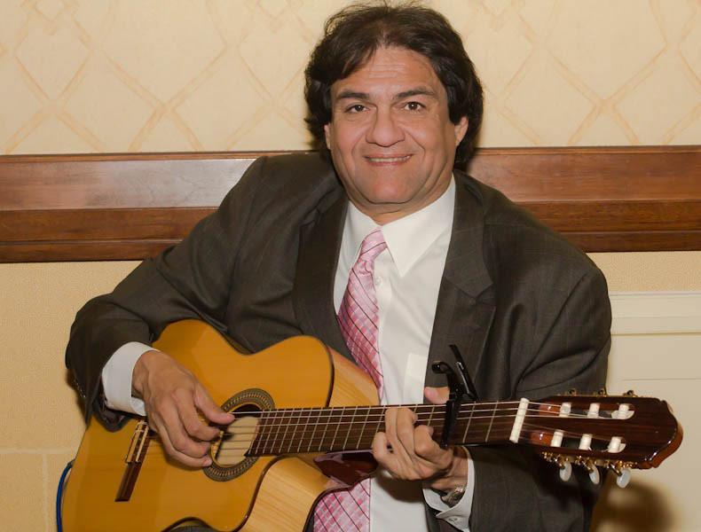 Guitarist George Gaytan