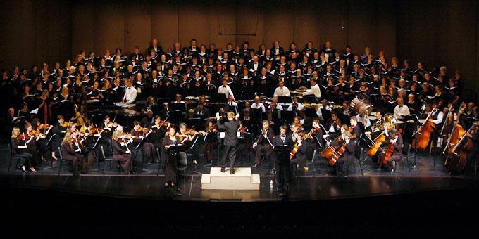 Victoria Bach Festival Orchestra & Chorus