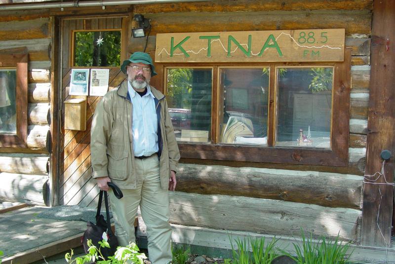 KTNA 89.9 FM, Talkeetna, Alaska