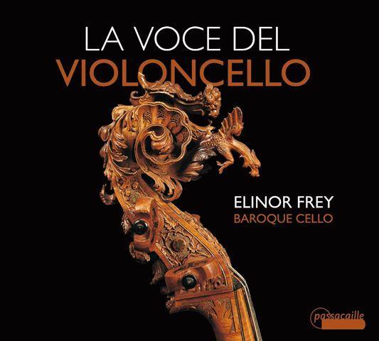 La Voce Del Violoncello, new release