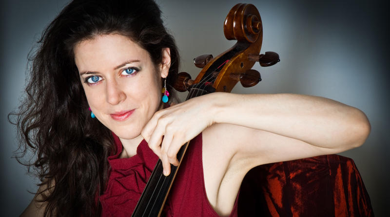Cellist Elinor Frey