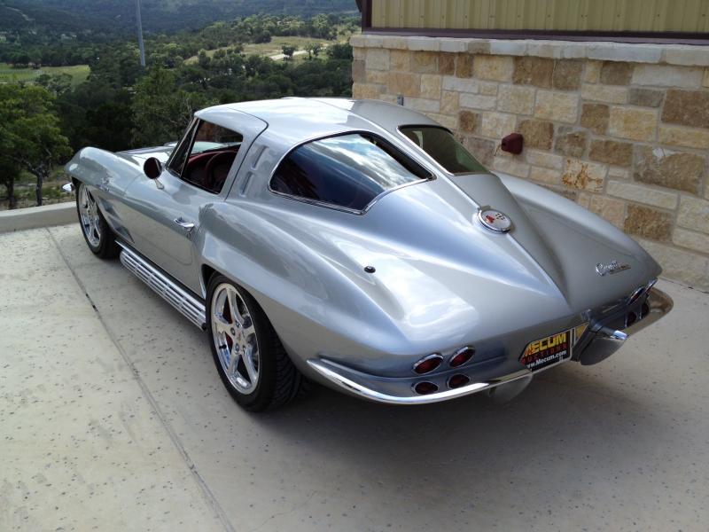 1963 Corvette Split-back