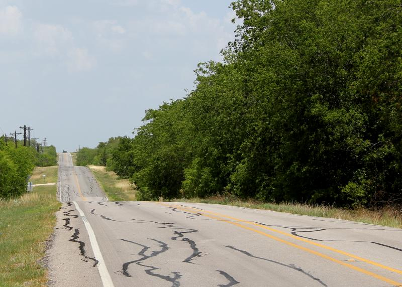 At least 83 miles of roads in South Texas could be converted to gravel in a TxDOT proposal.