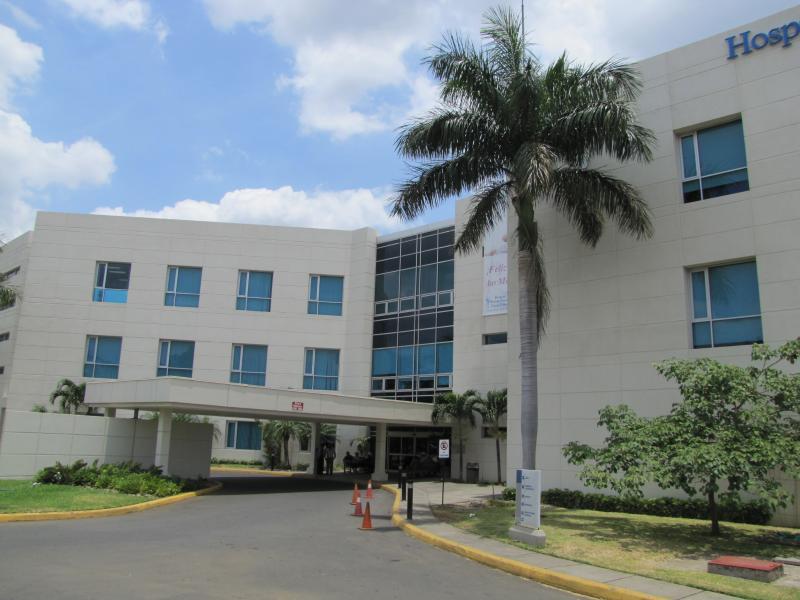 The Hospital Metropolitano Vivian Pellas in Managua, Nicaragua, is building its medical tourism industry.