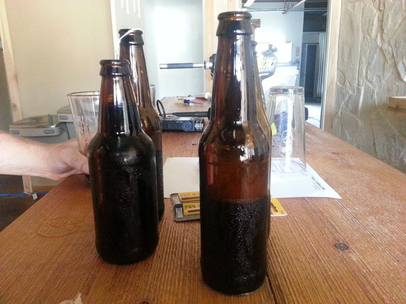 Busted Sandal's home brew is the inspiration for the beer to come.