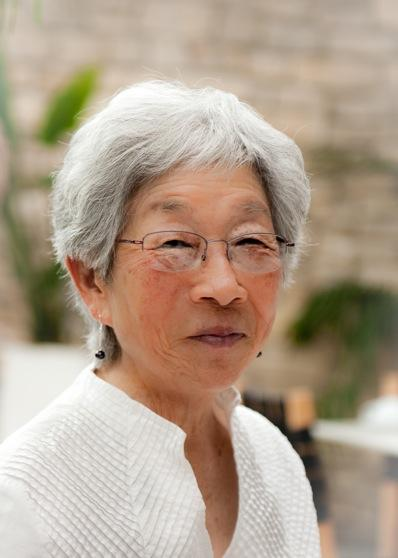 Mabel Jingu Enkoji's family wants to play an active role in the future of the Japanese Tea Garden