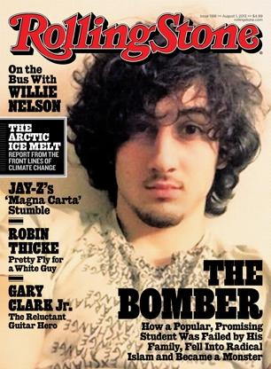 Tomorrow's Rolling Stone Cover has people up in arms