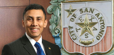 Dist. 7 Councilman Cris Medina said he will support San Antono's non-discrimination ordinance.