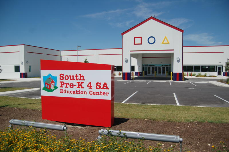 Pre-K 4 SA Southside learning center.