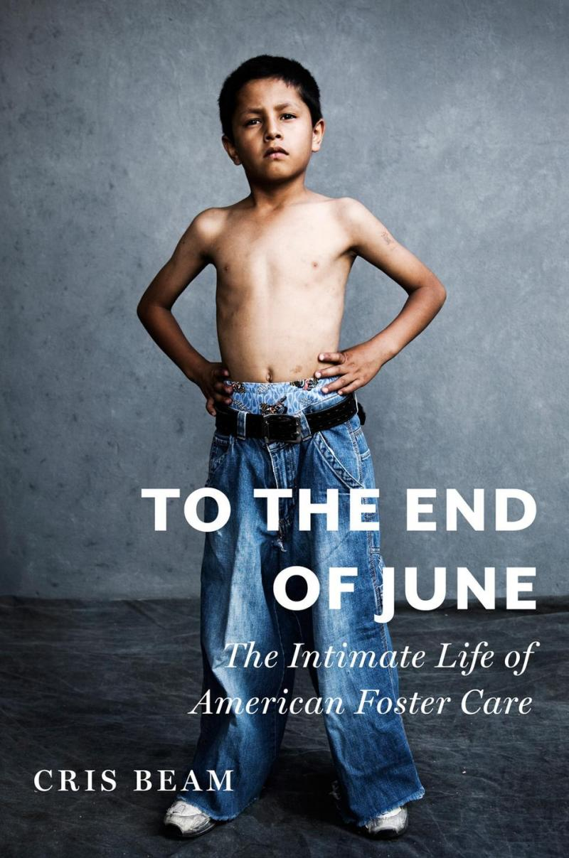"""""""To The End Of June"""" by Cris Beam."""