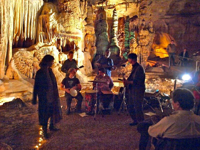 Cave Musicians