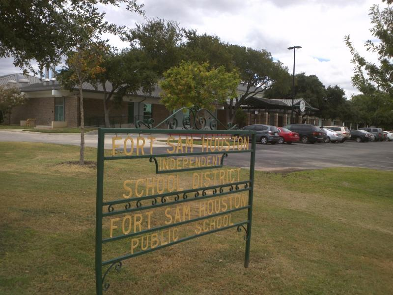 Fort Sam Houston ISD is one of three school districts in San Antonio struggling to keep the lights on due to federal sequestration.