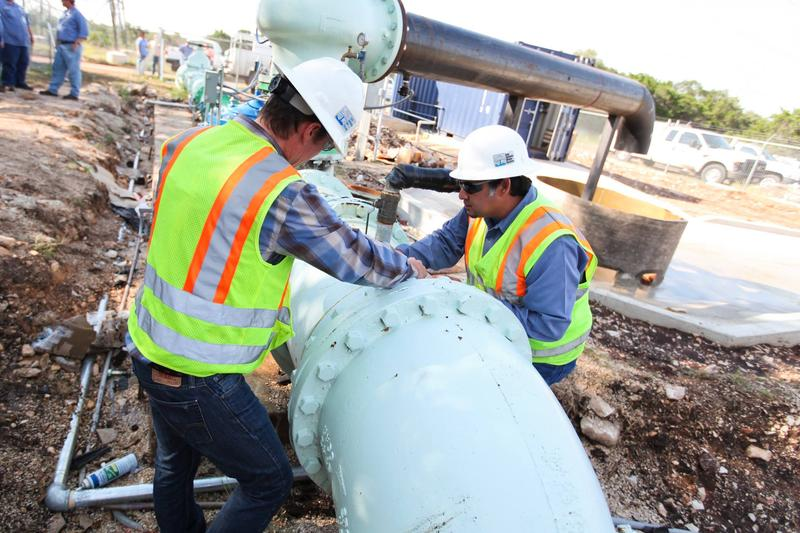 The San Antonio Water System wants to increase rates to  help pay for expanded infrastructure needs and to replace aging systems.