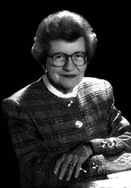 UTSA Professor Emeritus Bess Hieronymus.