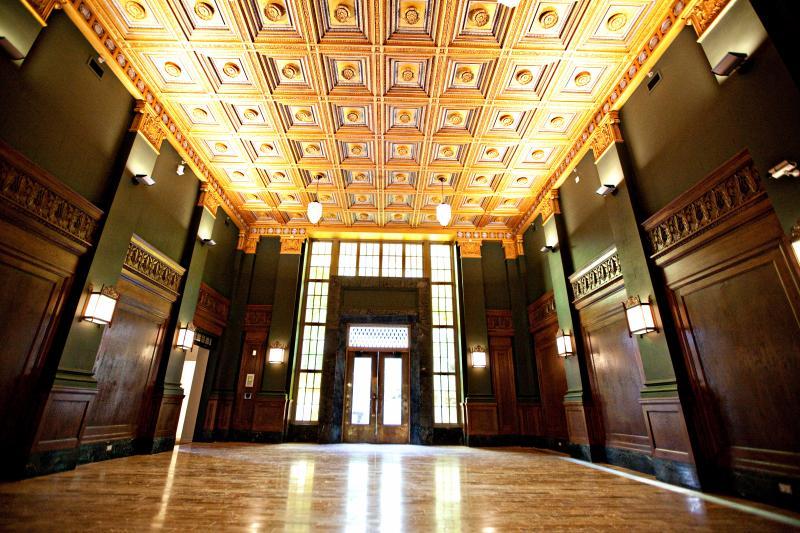Briscoe Western Art Museum Lobby