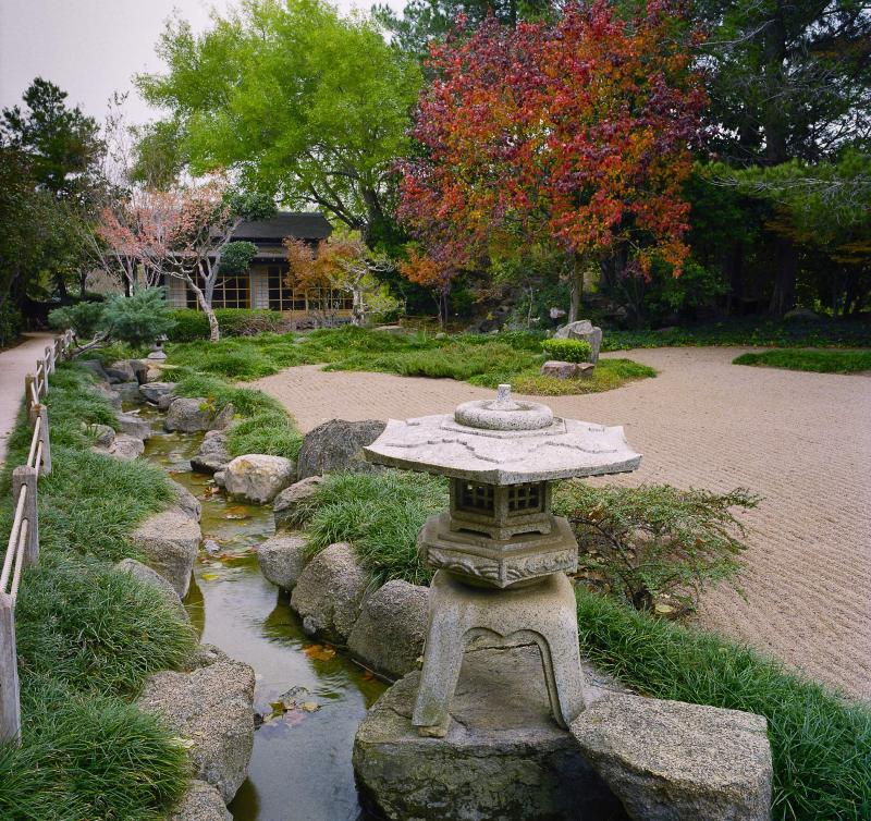 Nimitz Peace Garden