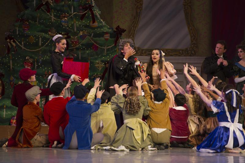 Nutcracker Cast
