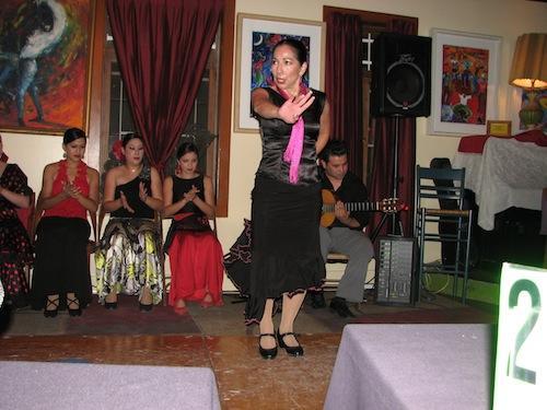 Flamenco Sonja Jimenez