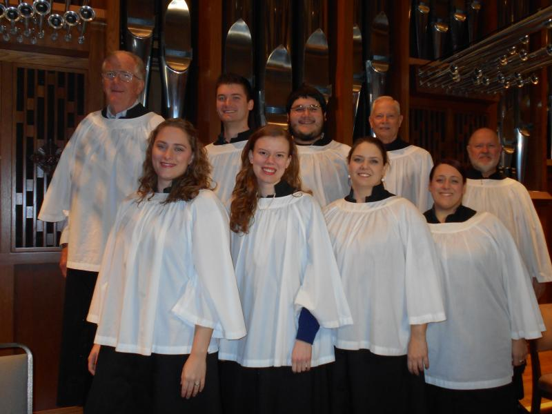 First Presbyterian Church Choir