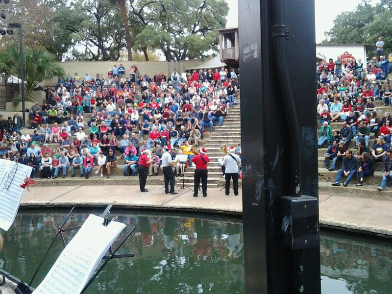 Tubameisters at the Arneson River Theater
