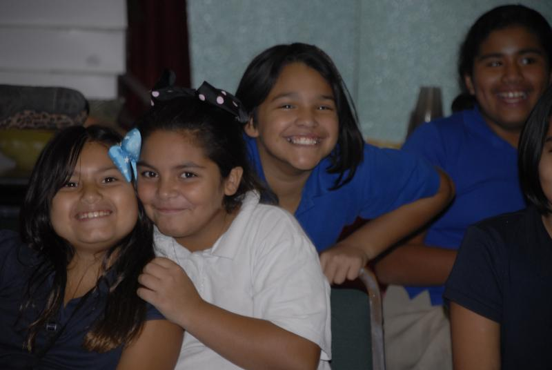 YOSA Más Students