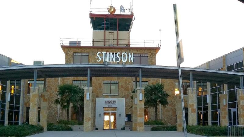 Stinson Airfield is where Palo Alto's aviation program is based.