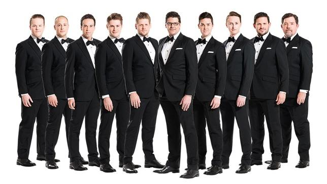 The Ten Tenors.