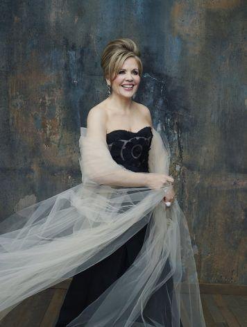 Renee Fleming will help open the San Antonio Symphony's 75th anniversary season.