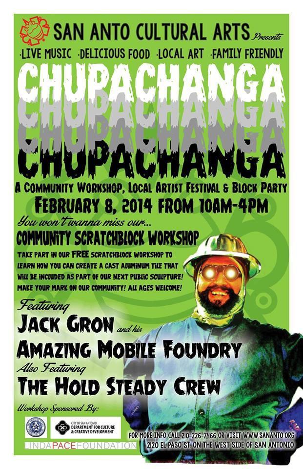 Chupachanga poster.